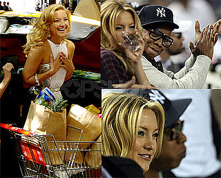 Photos of Kate Hudson At Game One of the Yankees Playoffs in NYC