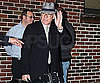 Slide Photo of Steve Martin Walking Out of The Late Show with David Letterman