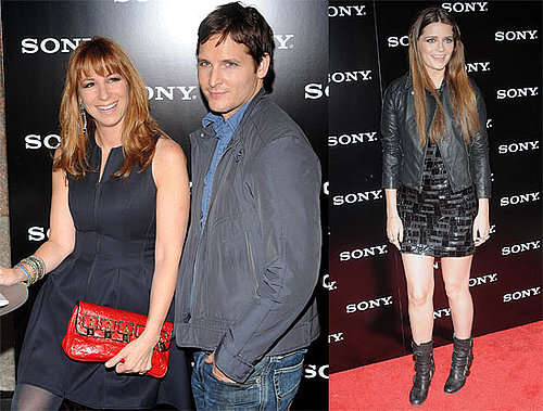 Photos of Mischa Barton, Peter Facinelli, Christian Siriano, Jill Zarin at Sony Party