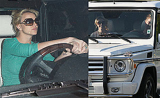 Photos of Britney Spears and Jason Trawick in LA 2009-10-12 07:00:59