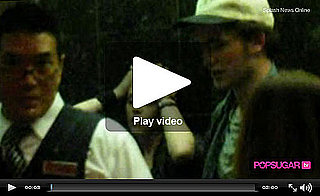 Video of Robert Pattinson and Kristen Stewart In Vancouver
