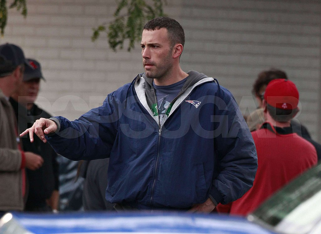 Photos of the Garner-Affleck's Weekend in Boston