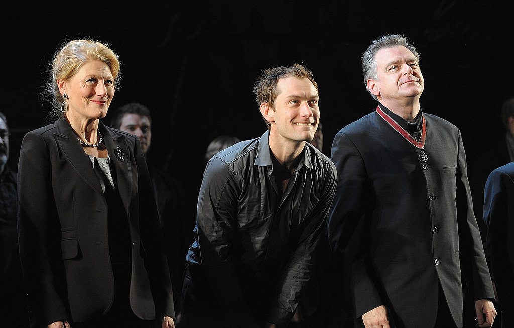 Photos of Hamlet Opening Night