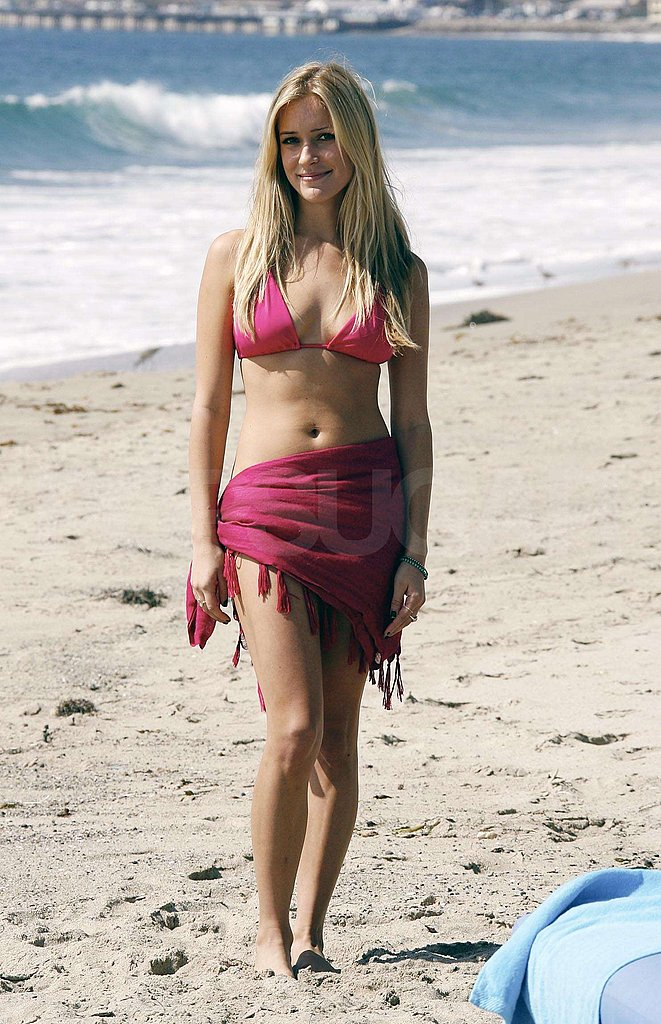 Photos of Kristin Cavallari in Malibu