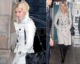 Photos of Gwyneth Paltrow in Paris