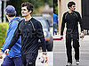 Photos of Orlando Bloom Walking in Gym Clothes Around LA