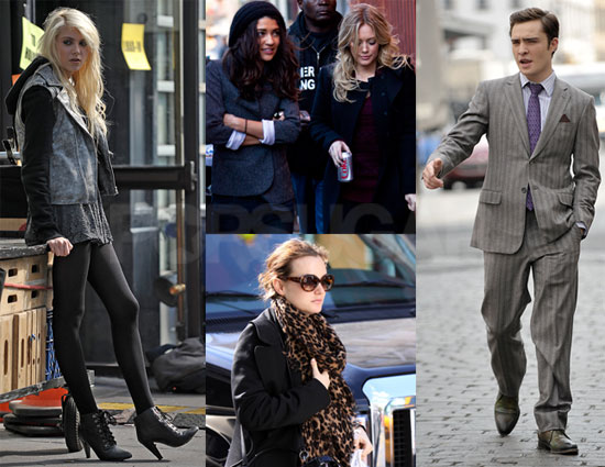 Photos of GG Cast