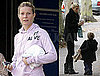 Photos of Gwyneth Paltrow And Moses Martin Heading to School in London