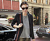 Slide Photo of Miranda Kerr in Australia Shopping