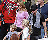 Photo Slide of Ryan, Deacon And Ava Phillippe With Abbie Cornish in LA