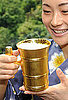 How Much Is the Ginza Tanaka Golden Beer Mug?