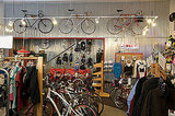 The bike shop will also pick up any purchases you make at the wineries you tour, and have them waiting for you at the shop when you get back. If you'd rather have the bike without the vino, you can also rent a comfortable cruise-around-town bike for $35 to $45 per day.