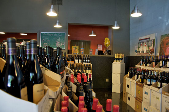 Wine Garage owners Todd and Joy have secured prices on their wines that you won't find anywhere else, so rather than paying a marked-up price to sample a bottle at a local restaurant, pick up a bottle (or two!) at the Garage and head back to your cottage or to the park for a picnic.