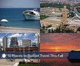 Fall Travel Deals