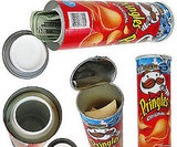 Pringles Can Diversion Safe