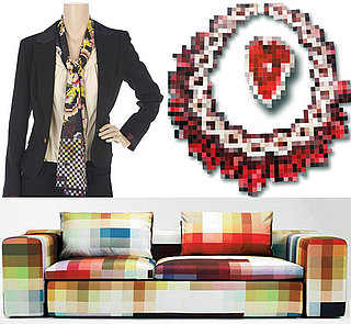 It's a Digital World: Chic Pixelated Goods