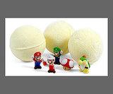 Super Mario Bros. Bath Bombs