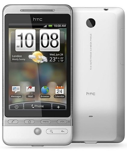 HTC Announces the Hero Android Device