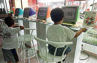 Do You Ever Use Internet Cafés?