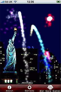 Free Fireworks iPhone App For the Fourth of July