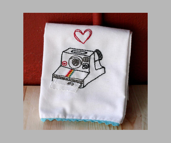 Polaroid Kitchen Towel