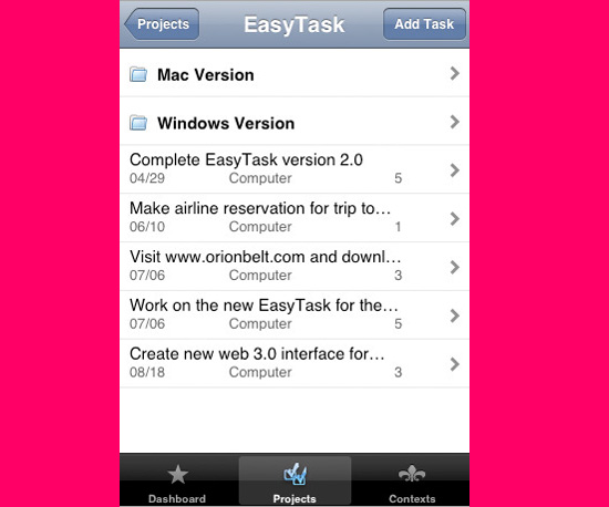 Keep It Easy With the EasyTask Manager App