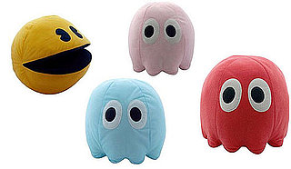 Motorized Pac Man Plushies: Totally Geeky or Geek Chic
