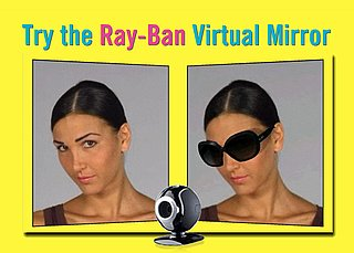 Ray-Ban Announces a Virtual Mirror Download For Trying on Glasses