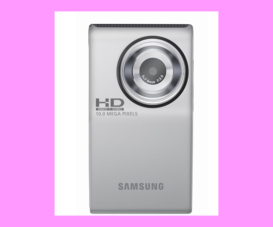 Samsung HD Video Camera Expected Later This Year