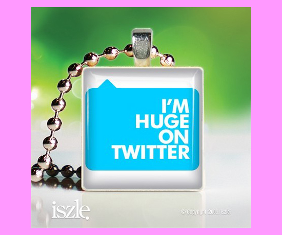 The Twitter Necklace