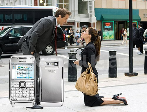 Sandra Bullock's Cell Phone In The Proposal