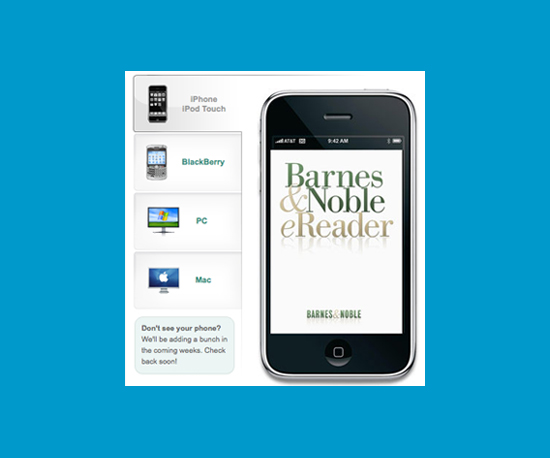 Barnes & Noble Join eBook Craze