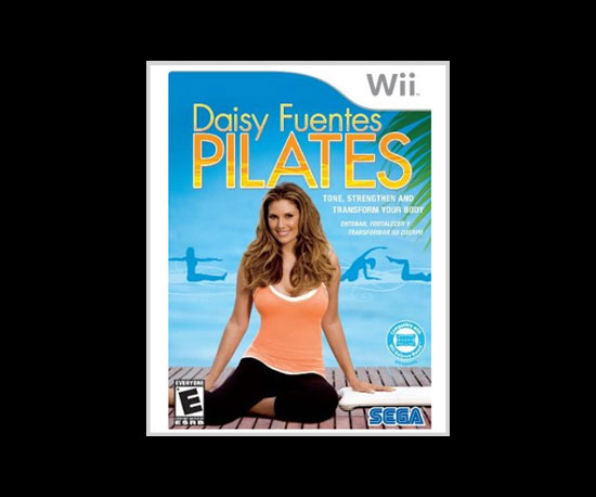 Daisy Fuentes Pilates 