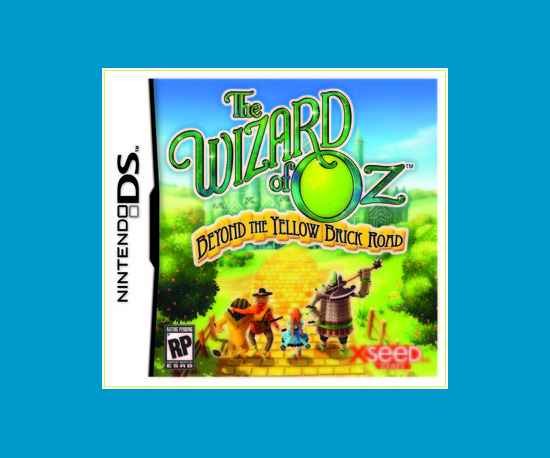 Wizard of Oz Video Game Announced