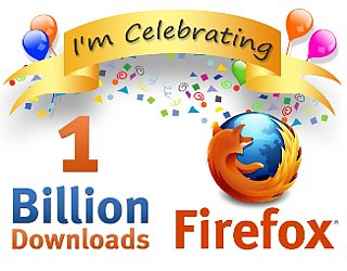 Daily Tech: Firefox Celebrates Its One Billionth Download