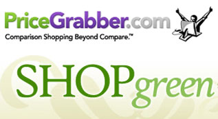 Use PriceGrabber and ShopGreen For Easy Comparison Shopping on Gadgets and Green Products