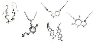 Molecule Jewelry: Totally Geeky or Geek Chic