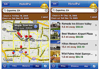 Use HotelPal to Find Hotels On Your iPhone