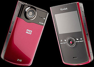 Kodak Announces the Zi8 Camcorder