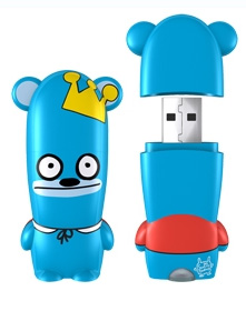Mimobot Reveals Bossy Bear Drives by David Harvath