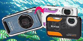 The New Pentax WS80 Waterproof Camera