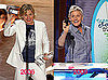 Ellen DeGeneres Shows Off a Flip Video Camera at the Teen Choice Awards