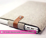 Seven Chic Handmade Laptop Sleeves from Etsy