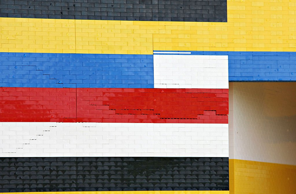 Photos of the Lego House