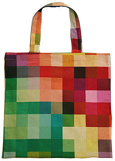 Must Have This Pixel Tote Bag From Designer Christian Zuzunaga
