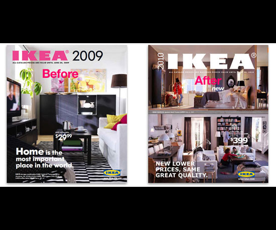 Ikea Changes Its Font