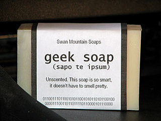 Geek Soap: Love It or Leave It?