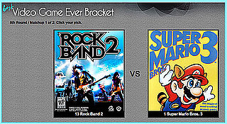 Pick the Best Video Game of All Time on GeekSugar