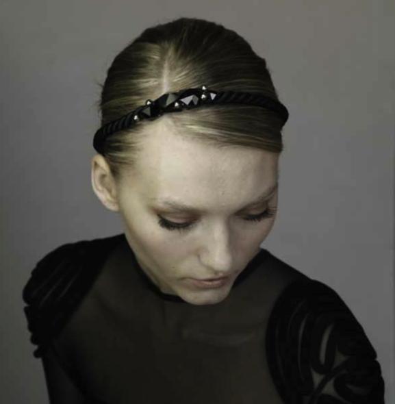 Sneak Peek! Jennifer Behr's Elegant Punk Fall '09