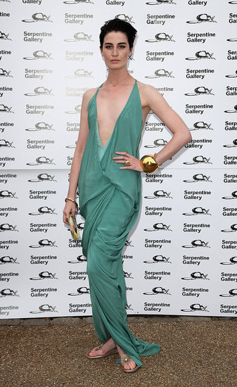 Eclectic Style at the Serpentine Soirée